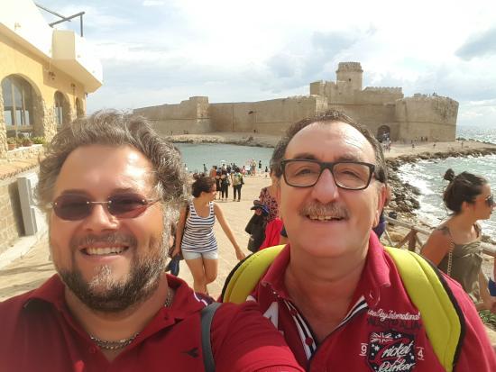 Castello Aragonese di Le Castella: Noi