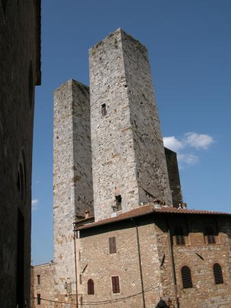 Historic Centre of San Gimignano: San Gimignano