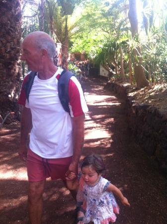 Oasis Park Fuerteventura: lovely to walk around