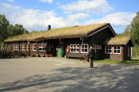 Polar Park: Reastaurangen
