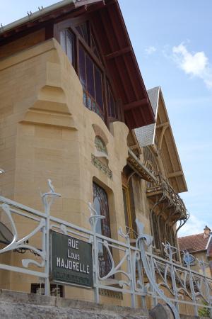 Villa Majorelle: élégante construction pensée par un génie