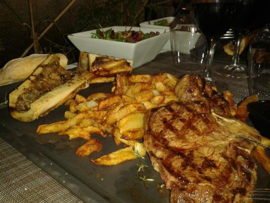La Table Du Roy: Grillade
