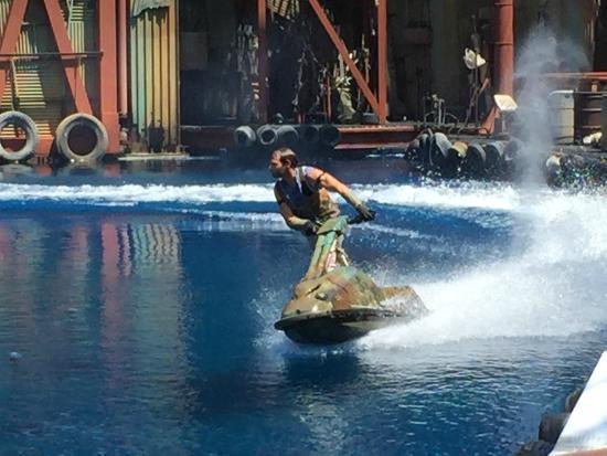 Universal Studios Hollywood: Universal Studios