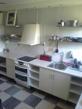 Berggrens Kallare: cucina