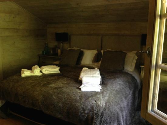 Le Grand Joux: Acacia room