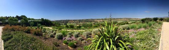 Amendoeira Golf Resort: Panorama from the restaurant