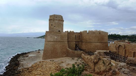 Castello Aragonese di Le Castella: Particolare