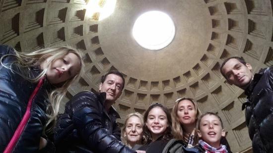 Pantheon: El óculo