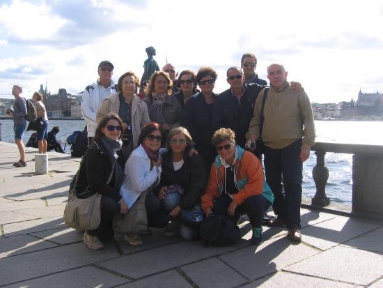 StockholMania Tours - Visite guidate a Stoccolma in italiano: Stoccolma palazzo municipio_ esterno