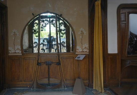 Villa Majorelle: l'intérieur pensé par Louis Majorelle