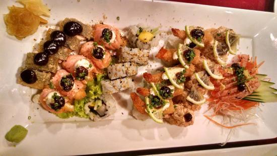 Koi Culinaria Japonesa: Combinado Gourmet