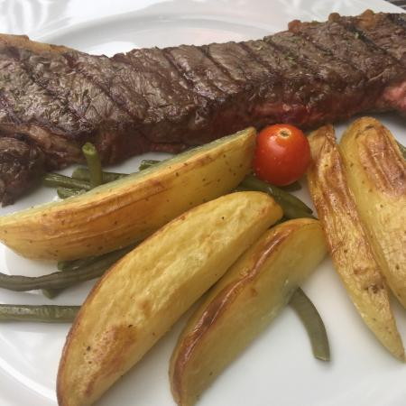 Restaurant Auberge de Saint Martin: Beef