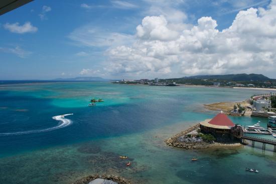 Renaissance Okinawa Resort: Balcony view