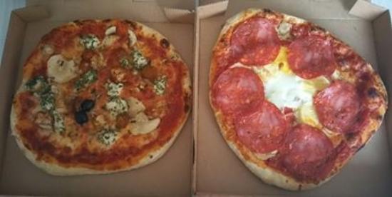 Giga Pizza: La Brigade et la Javier Chappaz
