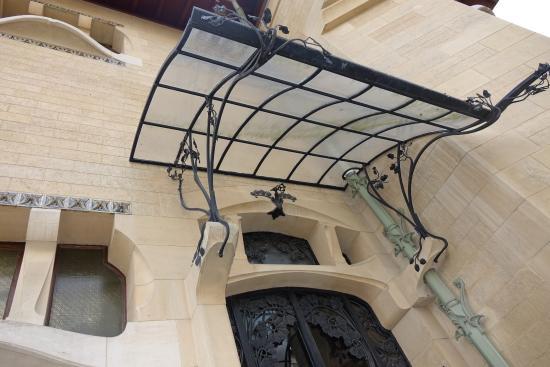 Villa Majorelle: ferronerries élégantes de Louis Majorelle