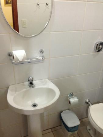 Lord Hotel Camburi: Banheiro