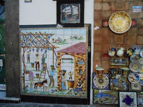 Ceramiche di Vietri: Mais cerâmicas