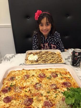 Pizza Rollio: Uma delicia!!