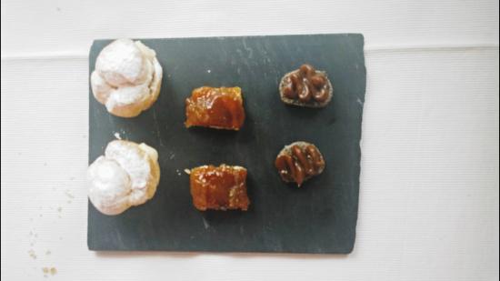 Taberna del Principe: dolci della casa