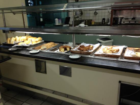 Lord Hotel Camburi: Café da manhã