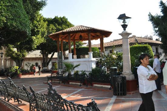 Plaza Borda: Беседка на ПласаБорда