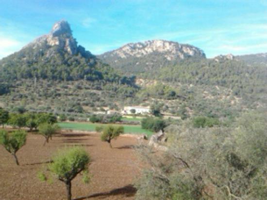 Serra de Tramuntana: sierra de tramuntana