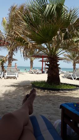 Royal Beach Resort & Spa: Хороший отель. Всё понравилось. Особенно персонал. Настолько вежливый , просто фантастика.   Гид