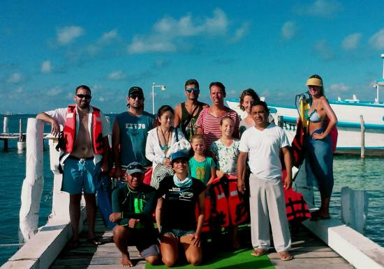Island Adventures Mexico: Island Adventures and our happy Customers!
