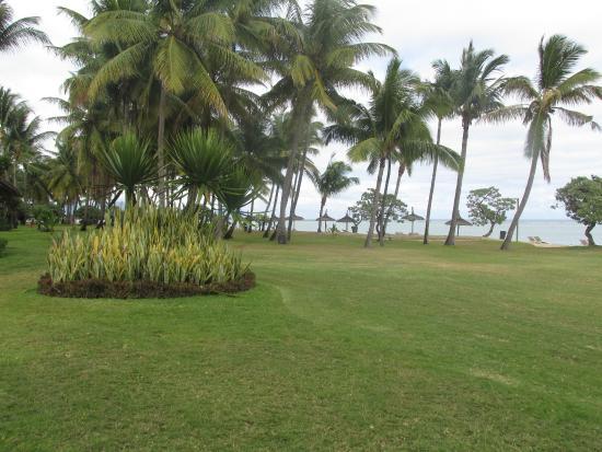 La Pirogue Mauritius: Gardens