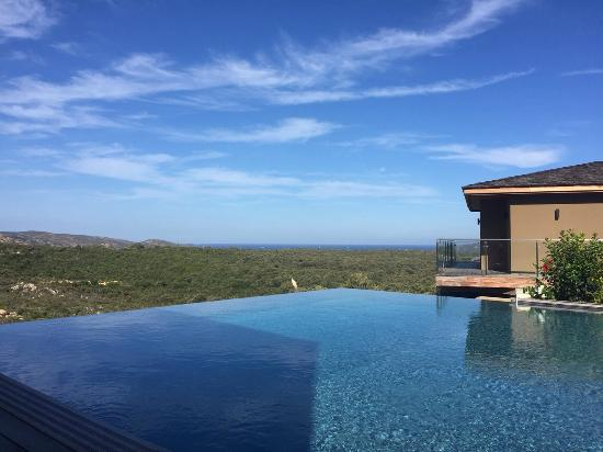 Hotel Version Maquis: piscine