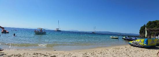 Koukounaries Beach: K 4