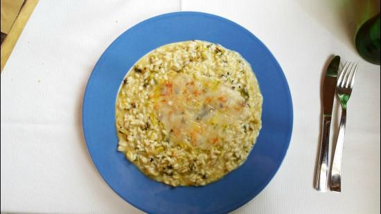 Taberna del Principe: risotto