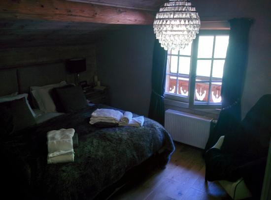 Le Grand Joux: Our room