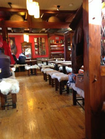 Bodegon Fueguino: Foto do Restaurante