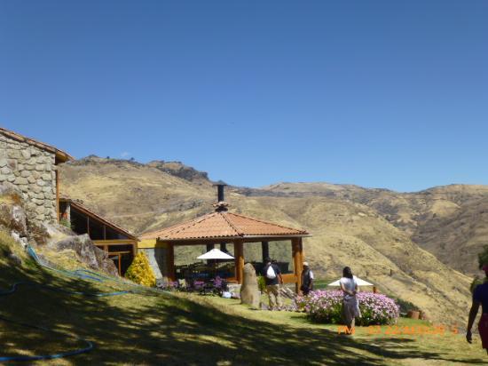 Refugio Vinak: El Refugio