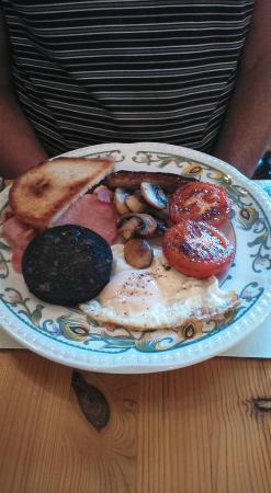 Orchard Cottage: Full English Breakfast
