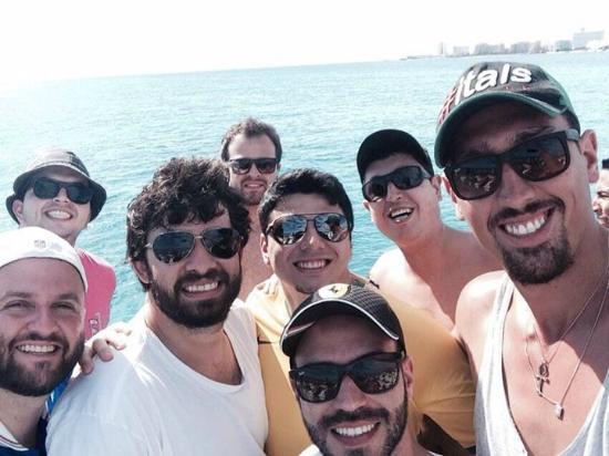 Brasil Transfers: Isla Mujeres!!!