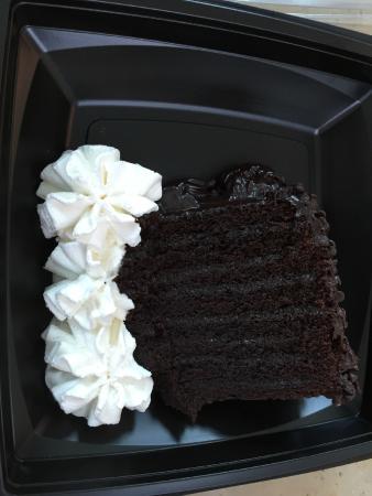 The Cheesecake Factory: torta
