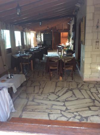 Pegasus Restaurant Caffe: Inside seating area