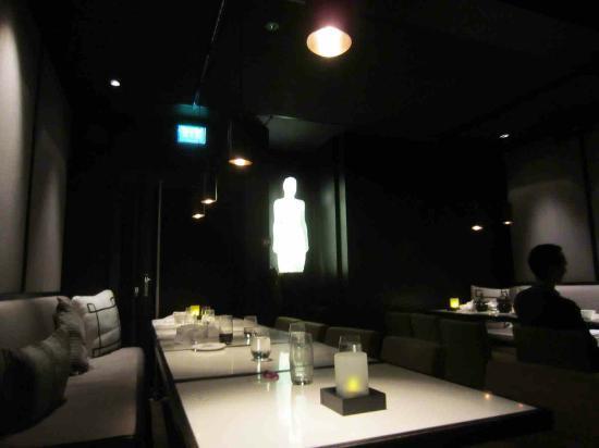 Dinner Bar & Restaurant: Murk dinnig room