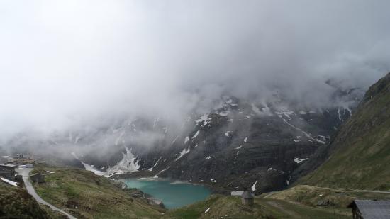 Grossglockner-Hochalpenstrasse: gletscher