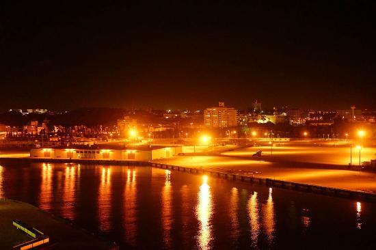 Loisir Hotel Naha: 夜景