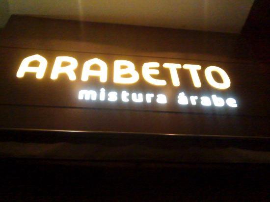 Arabetto, fachada