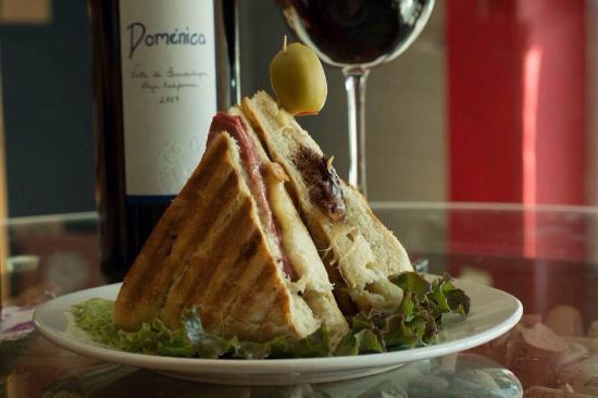 Vinos Van Eyck: El Reuben Sandwich