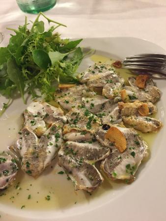 Restaurante Katxi: Kokotxas a la plancha.