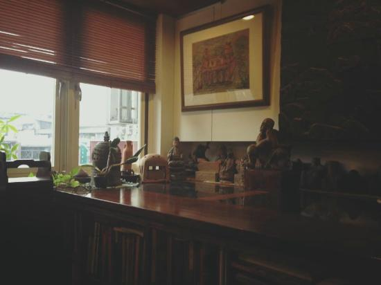 Formosa Vintage Museum Cafe: Some antique collection at Formosa Vintage Cafe Taipei