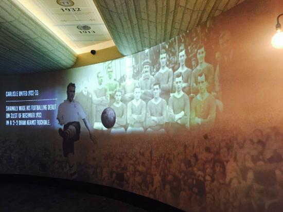 The Shankly Hotel: Interactive Wall