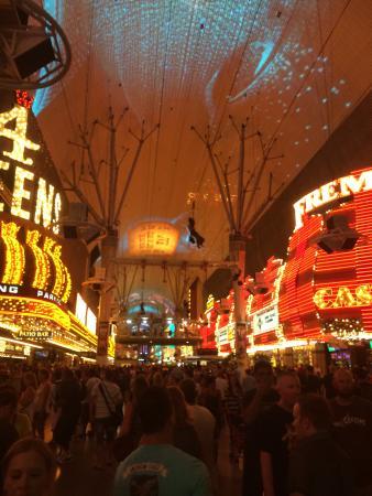 Bilde fra Fremont Street Experience