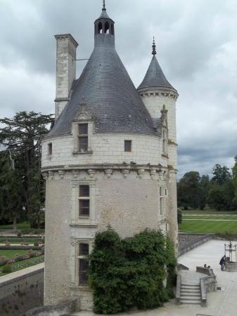 Chateau de Chenonceau: tour