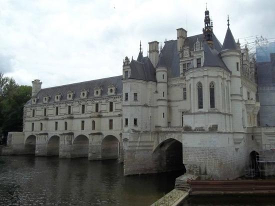 Chateau de Chenonceau: château
